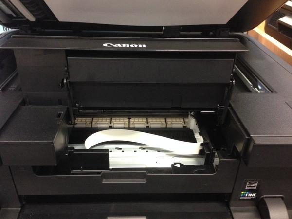CISS canon MX926 door sensor