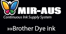Brother Dye ink
