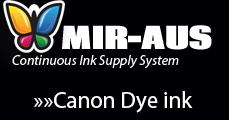 canon Dye ink